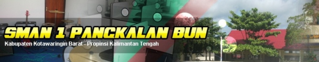 Website SMAN 1 Pangkalan Bun